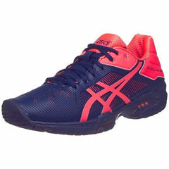 Asics Gel Solution Speed 3 Indigo Blue/Diva Pink Women's Shoes - Pickleball US