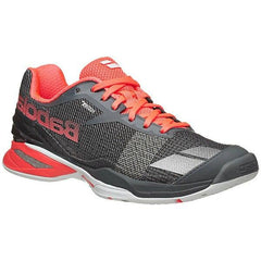 Babolat Jet AC Grey/Pink Women's Shoes - Pickleball US