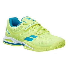 Babolat Propulse All Court Yellow Women's Shoes - Pickleball US