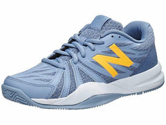 New Balance WC 786 Grey/Orange Women's Shoes - Pickleball US