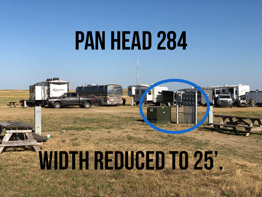 2021 Pan Head RV Park PULL THROUGH (256 - 287)