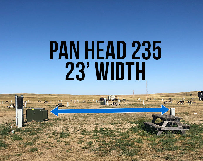 2021 Pan Head RV Park PULL THROUGH (221 - 255)