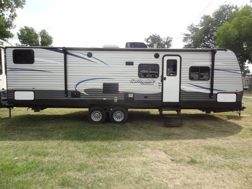 RV Camper Rental 2020