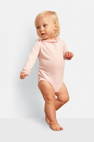 103 - Infant Baby Long Sleeve Thermal Creeper