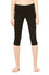 811 - Women's Cotton Spandex Capri Fit Legging
