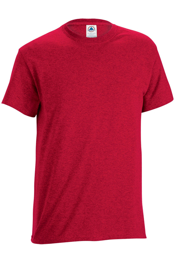 11001 - 30/1's Unisex Adult 100% Poly Performance Tee