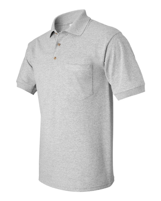 8900- DryBlend Jersey Sport Shirt with a Pocket