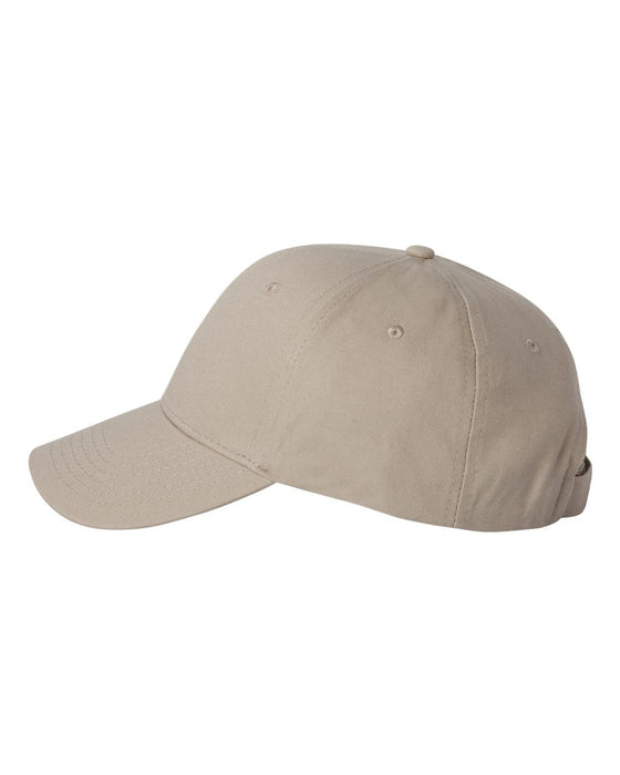 VC600 - Structured Chino Cap