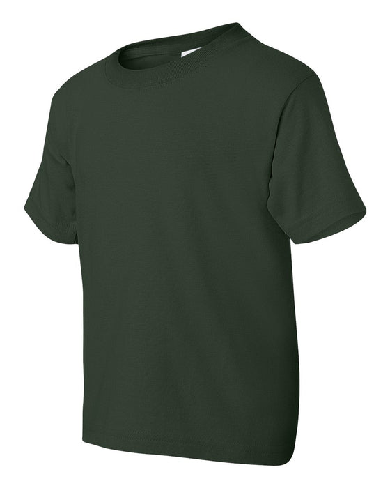 8000B- DryBlend Youth 50/50 T-Shirt