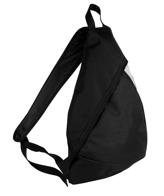 2101110-VNL - Sling Messenger Backpack-Faux Leather-14x17.5x5