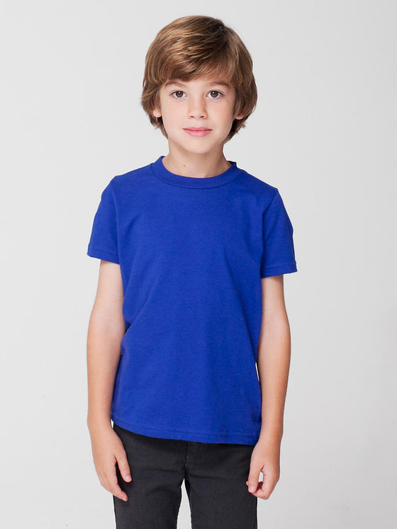 2105W - AA Toddler Fine Jersey Short-Sleeve T-Shirt