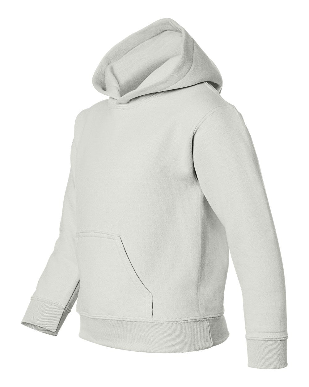 18500B- Heavy Blend Youth Hooded Sweatshirt