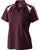 222346 - Holloway Ladies' Polyester Pique Laser Polo