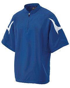 222485 - Holloway Adult Polyester Short Sleeve Equalizer Jacket