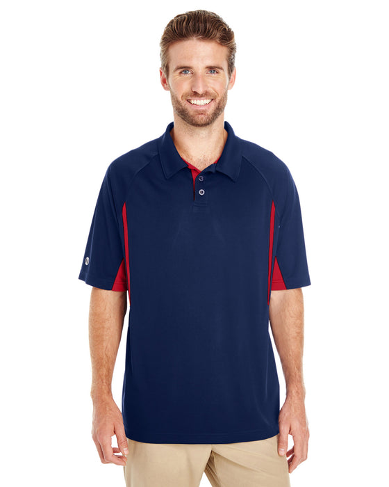 222530 - Holloway Men's Avenger Short-Sleeve Polo