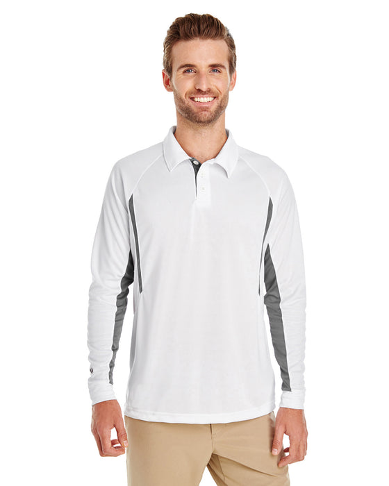 222532 - Holloway Men's Avenger Long-Sleeve Polo