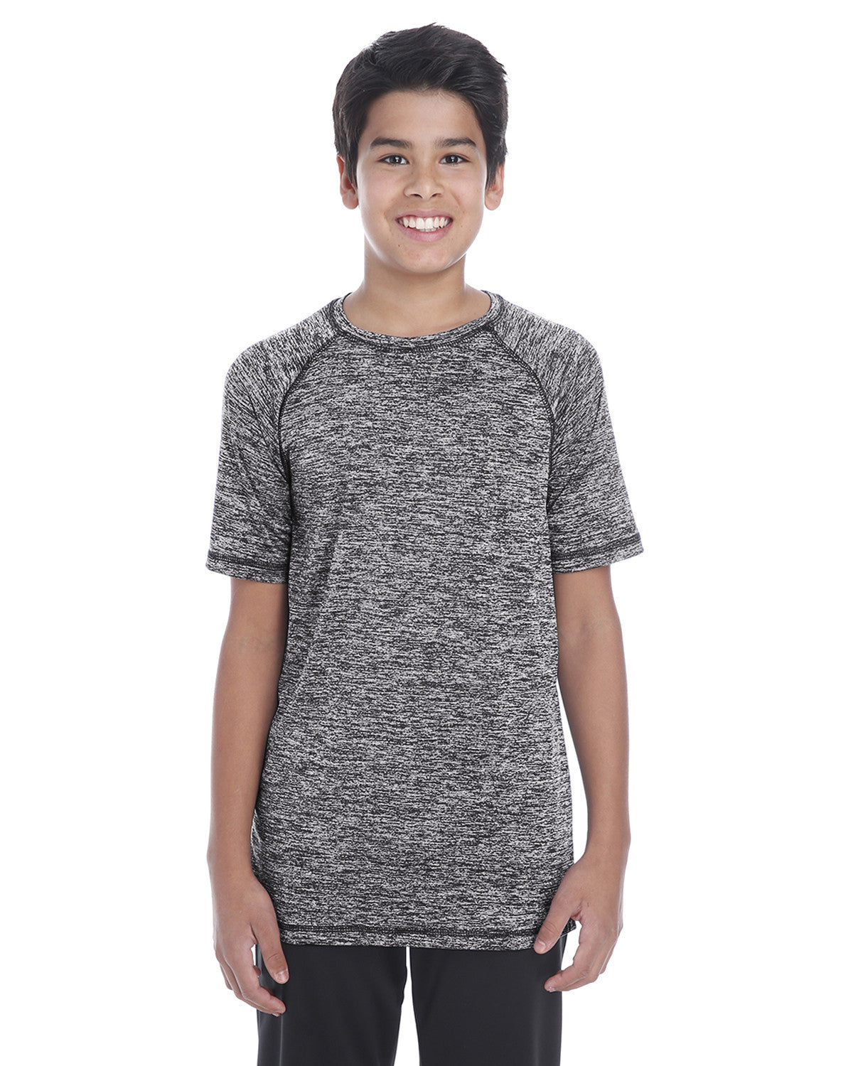 222622 - Holloway Youth Electrify 2.0 Short-Sleeve