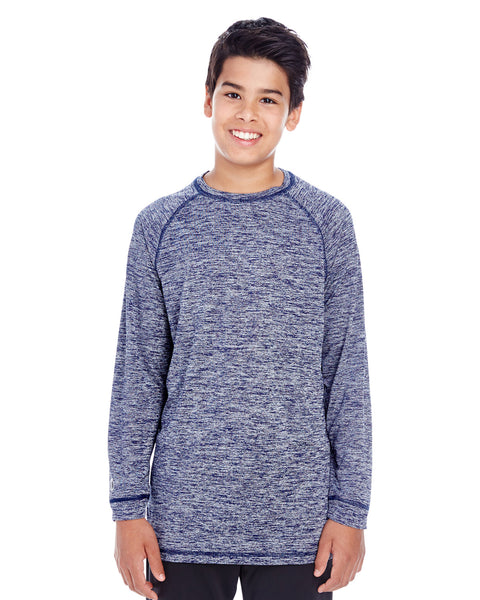 222624 - Holloway Youth Electrify 2.0 Long-Sleeve