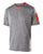 222626 - Holloway Youth Polyester Short Sleeve Electron Shirt
