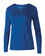 222721 - Holloway Ladies' Polyester Long Sleeve Spark 2.0 Shirt