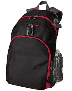 229009 - Holloway Dobby Polyester Prop Backpack