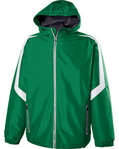 229059 - Holloway Adult Polyester Full Zip Charger Jacket