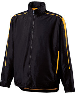 229062 - Holloway Adult Polyester Full Zip Hooded Aggression Jacket