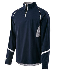 229124 - Holloway Adult Polyester 1/4 Zip Tenacity Pullover