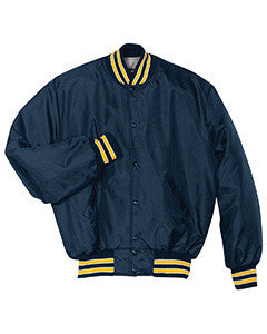 229140 - Holloway Adult Polyester Full Zip Heritage Jacket