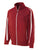 229142 - Holloway Adult Polyester Full Zip Determination Jacket