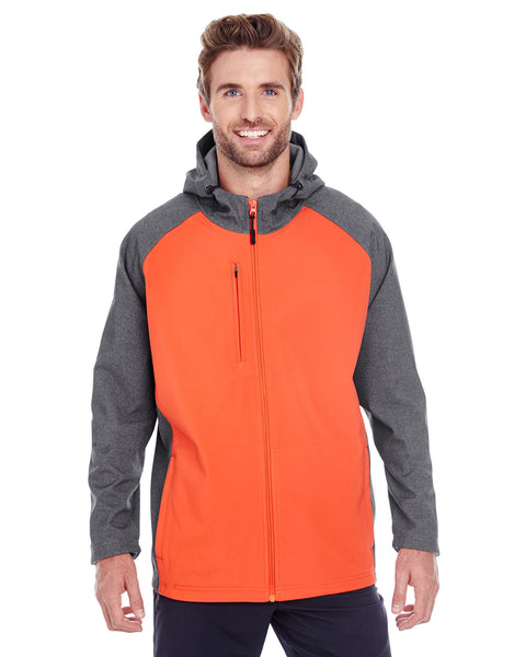 229157 - Holloway Men's Raider Soft Shell Jacket