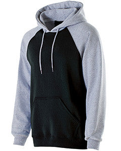 229179 - Holloway Adult Cotton/Poly Fleece Banner Hoodie