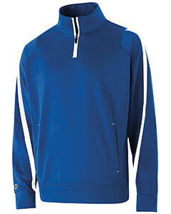 229292 - Holloway Youth Polyester 1/4 Zip Determination Pullover