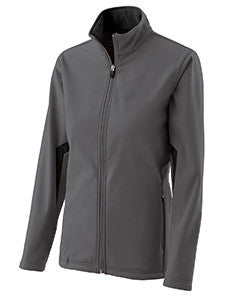 229329 - Holloway Ladies' Polyester Soft Shell Full Zip Revival Jacket