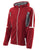 229351 - Holloway Ladies' Polyester Full Zip Hooded Fortitude Jacket