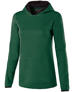229375 - Holloway Ladies' Polyester Fleece Artillery Hoodie