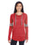229390 - Holloway Ladies' Hooded Low Key Pullover