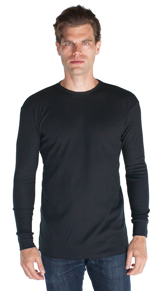 23055 - Unisex 50/50 Long Sleeve Thermal