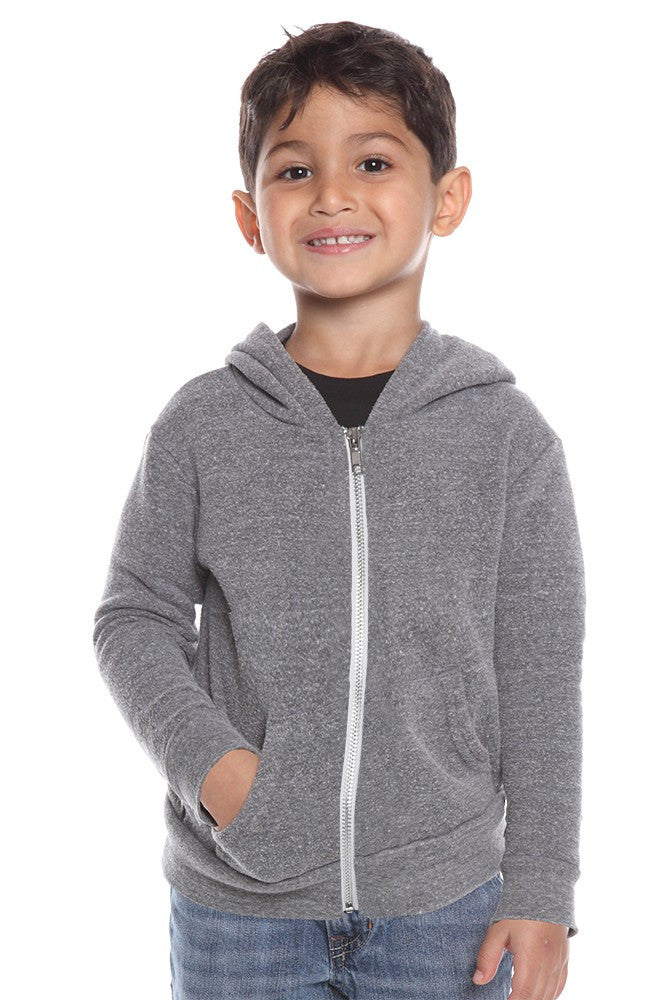 25060 - Toddler Triblend Fleece Zip Hoody