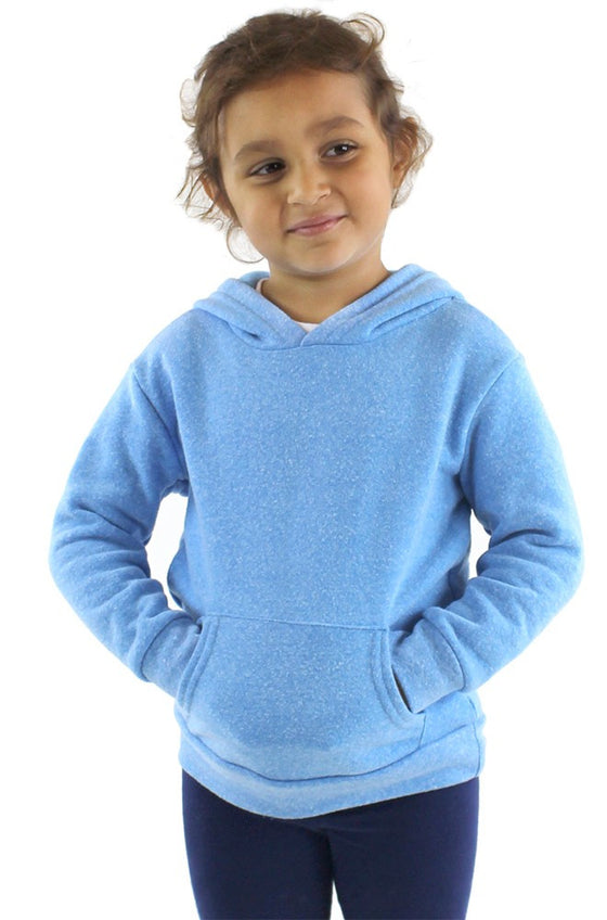 25065 - Toddler Triblend Fleece Pullover Hoody