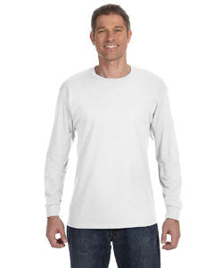 29L - Jerzees Adult 5.6 oz., DRI-POWER® ACTIVE Long-Sleeve T-Shirt