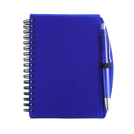 9207 - Carmel Jotter Notepad Notebook with Pen