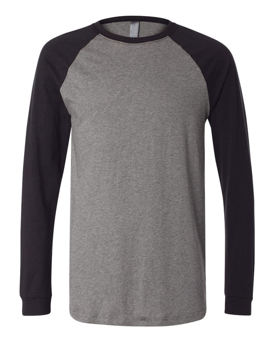 3000 - Long Sleeve Jersey Baseball Tee