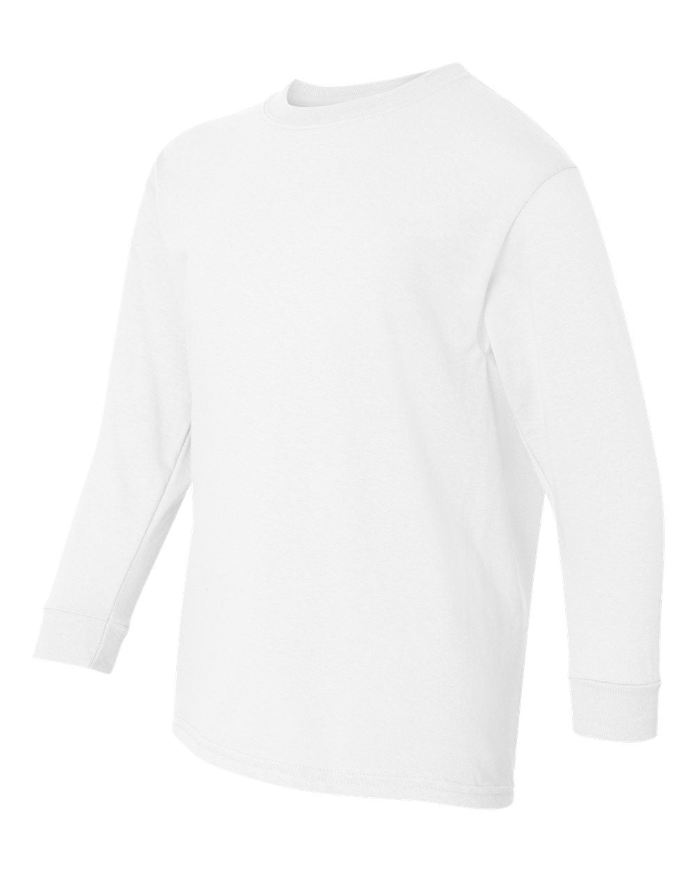 5400B- Heavy Cotton Youth Long Sleeve T-Shirt