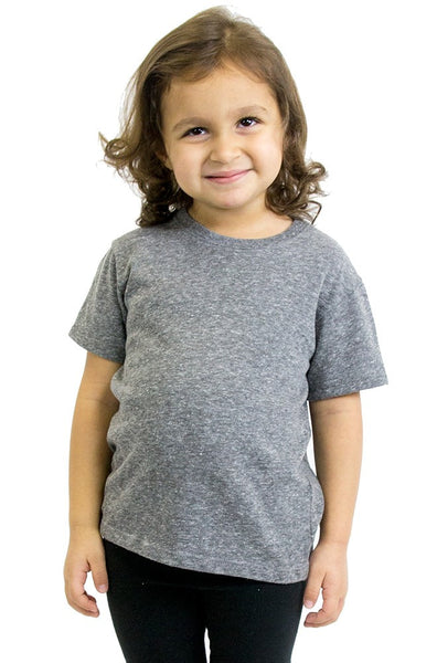 32161 ECO Triblend Toddler Short Sleeve Tee