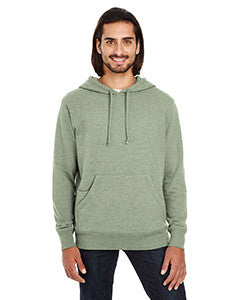 321H - Threadfast Apparel Unisex Triblend French Terry Hoodie