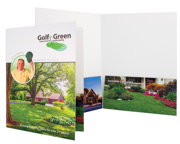 08-96-4CP Process Savers - Economical Printed Folders