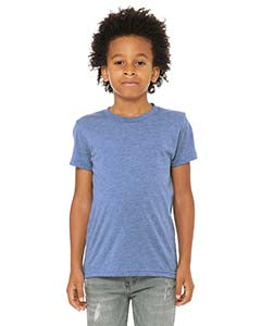 3413Y Youth Triblend Short-Sleeve T-Shirt