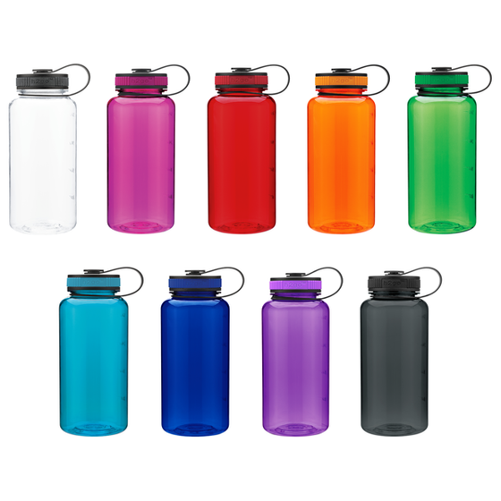 h2go wide 34 oz water bottle