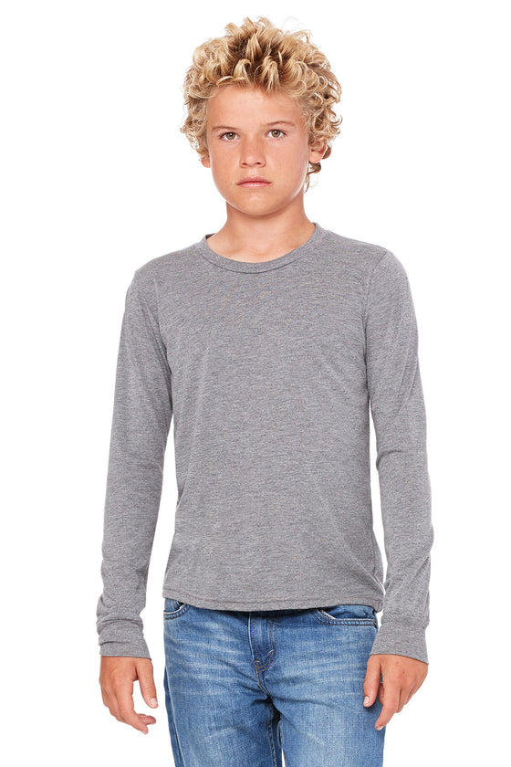 3501Y - Youth Long Sleeve Jersey Tee